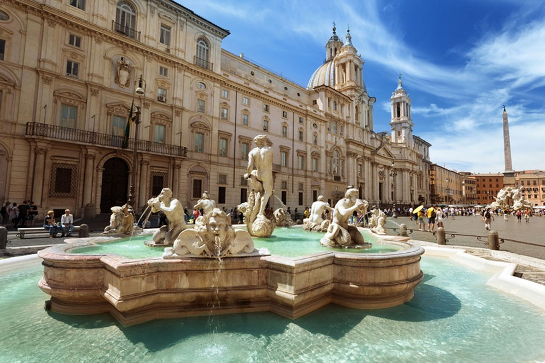 Rome piazza navona apartments for Rome in rome