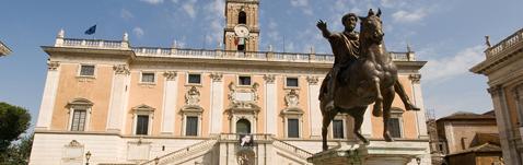 Rome Monte Capitoline