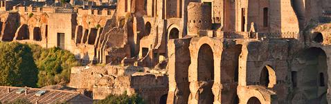 Rome Monte Palatino