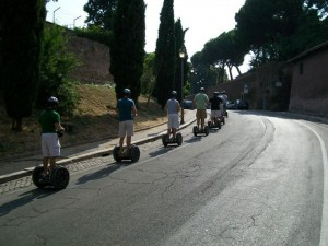 Rome segway
