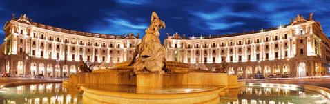Termini & Piazza Repubblica Rome