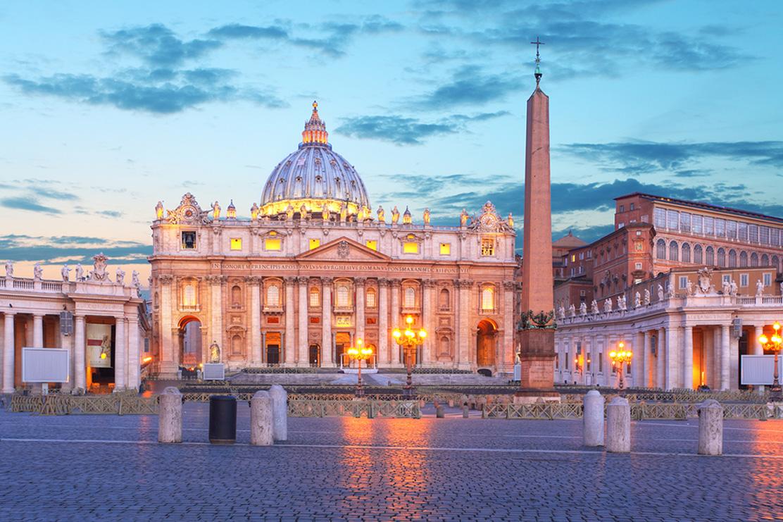 Vatican area