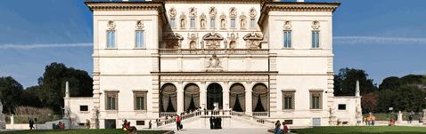 Rome Villa Borghese