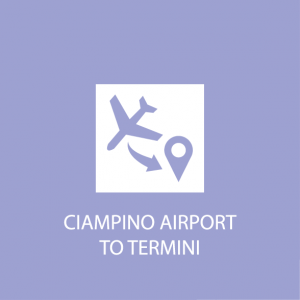 Rome transportation ciampino airport to termini