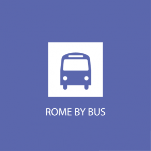 Rome by bus