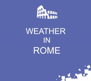 Rome weather
