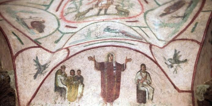 Christianity revisited – a grand reopening of the Catacombs of Priscilla